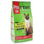 Корм ProNature 28 Meat Fiesta with Chicken, Salmon & Lamb Flavor